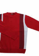 Weller Mod Jumper- Red